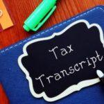 TaxTranscript